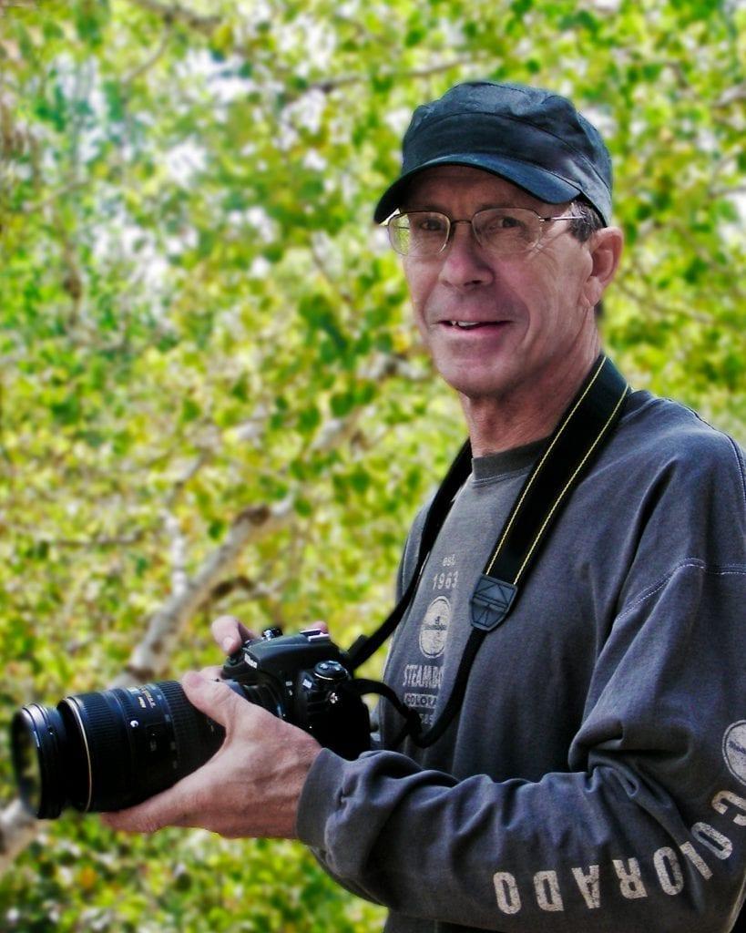 Photographer Jim Gmeiner